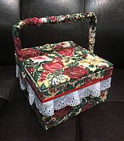 Красивая шкатулка для рукоделия Катрина 592-032