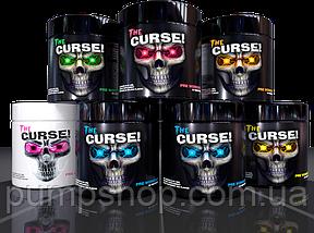 Предтренировочний комплекс JNX Sports The Curse 50 порц. (Cobra Labs), фото 2