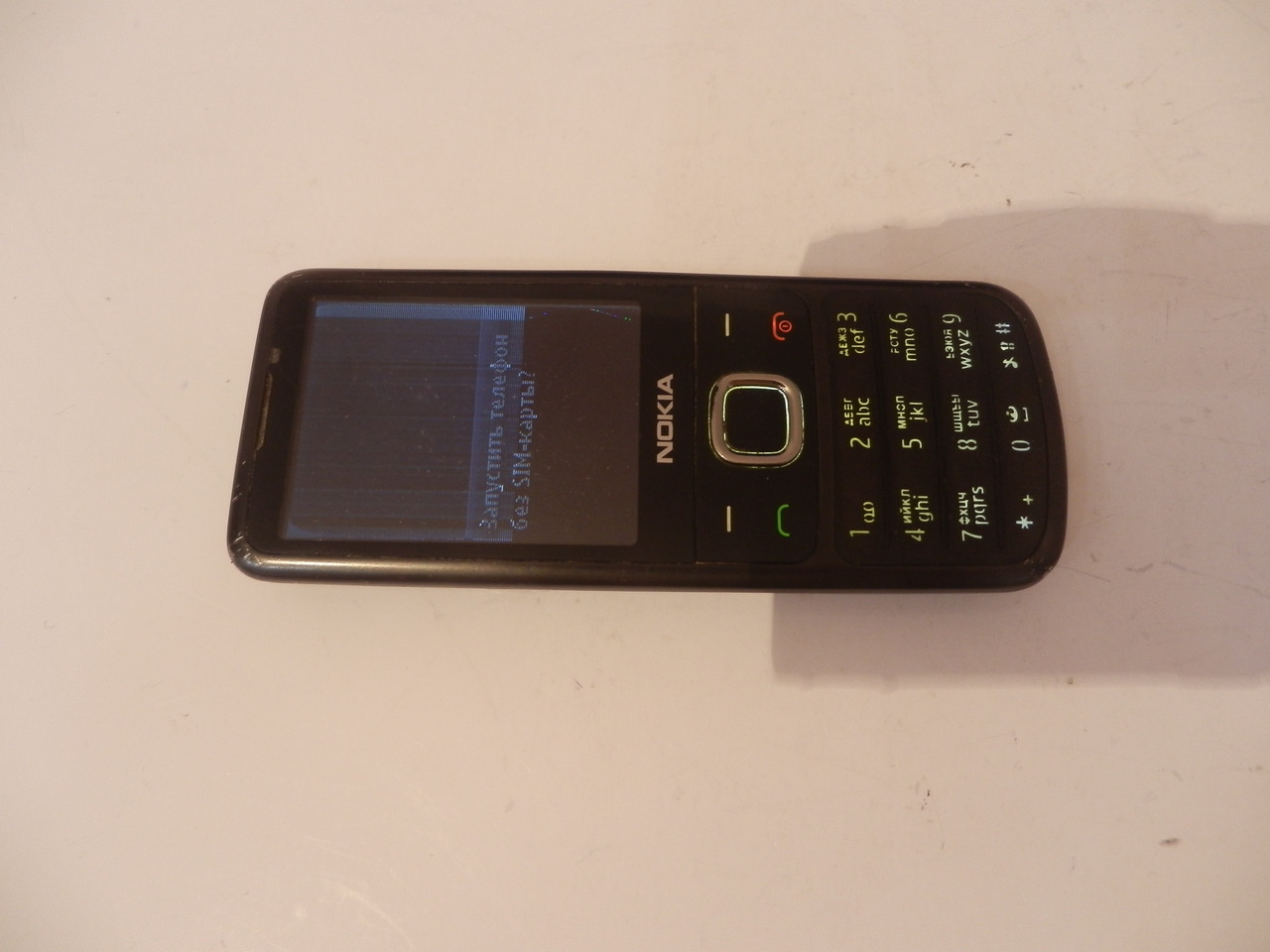 Мобильный телефон Nokia 6700c-1 №6521