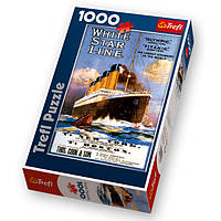 Пазлы 10282 Титаник ретро