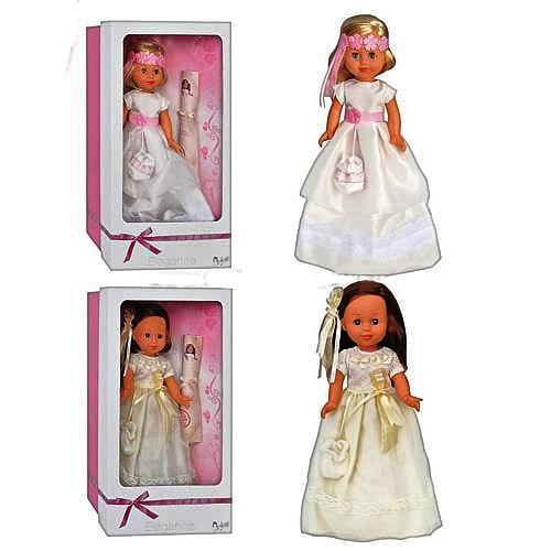 Кукла 65029-60 MP Munecas Arias (Мунекас Ариас) невеста 42 см
