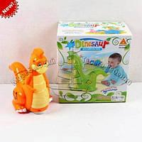 Динозавр 90023 музыкальный 21 см