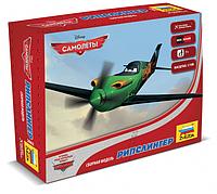 """Сборная модель 2063 самолет """"Рапслингер"""""""