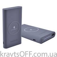ПОВЕРБАНК Samsung 45000mAh USB(2.1A), QI(1A), инд.зар.