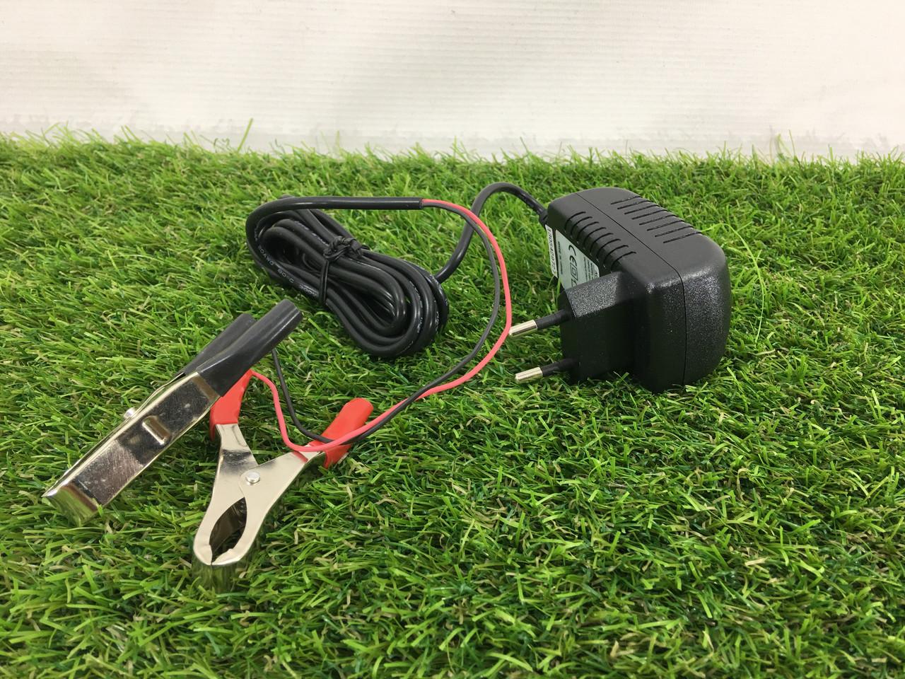 Зарядное устройство на 12V