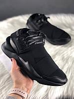 Мужские кроссовки Adidas Y-3 Qasa x Kaiwa Chucky Black