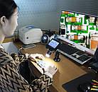 """Микроскоп цифровой G600 портативный с ЖК монитором. Беспроводной электронный микроскоп с дисплеем 4,3"""", фото 7"""