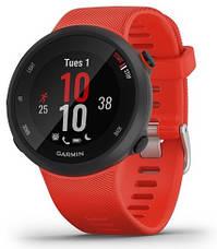 Смарт-годинник Garmin Forerunner 45 Lava Red, фото 2