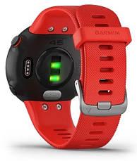 Смарт-годинник Garmin Forerunner 45 Lava Red, фото 3