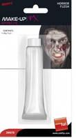 Крем для тела белый полупрозрачный Horror