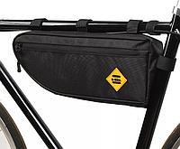 Велосипедная сумка B-SOUL треугольник под раму 40*13.5*5.5см, фото 1