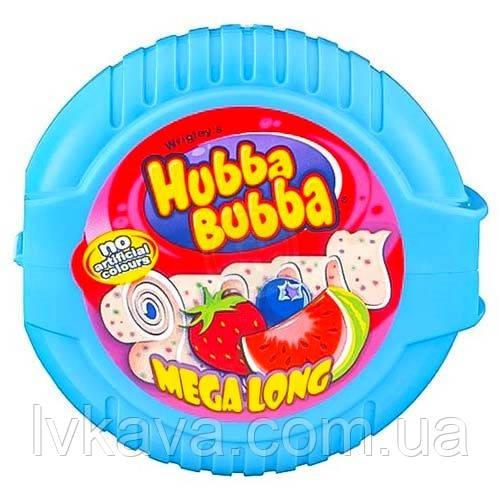 Жевательная резинка  Hubba bubba черника, арбуз, клубника, 56  гр