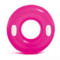 Детский надувной круг для плавания Intex 59258 76 см с ручками