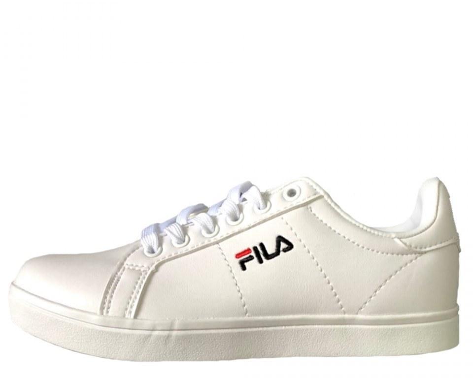 "Кеды Fila Tennis ""Classic White"" Арт. 2786 (Уценка)"