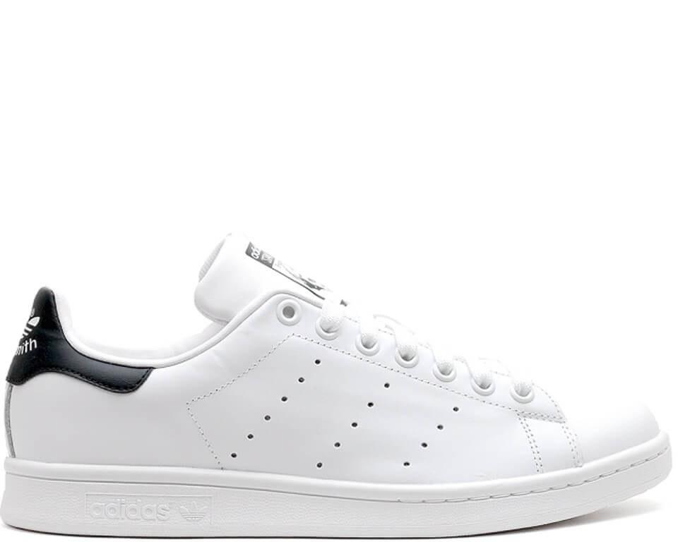 "Кроссовки Adidas Stan Smith ""White/Black"" Арт. 1091 (Уценка)"