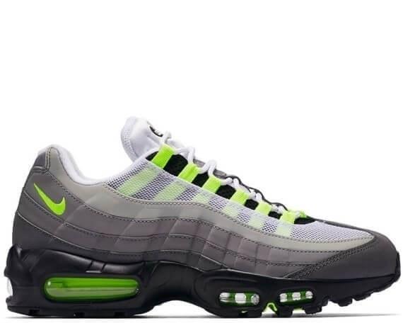 "Кроссовки Nike Air Max 95 GS ""Greedy"" Арт. 0345 (Уценка)"