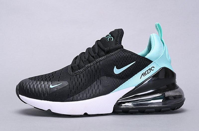"""Кроссовки Nike Air Max 270 """"Black/Mint"""" Арт. 4205"""