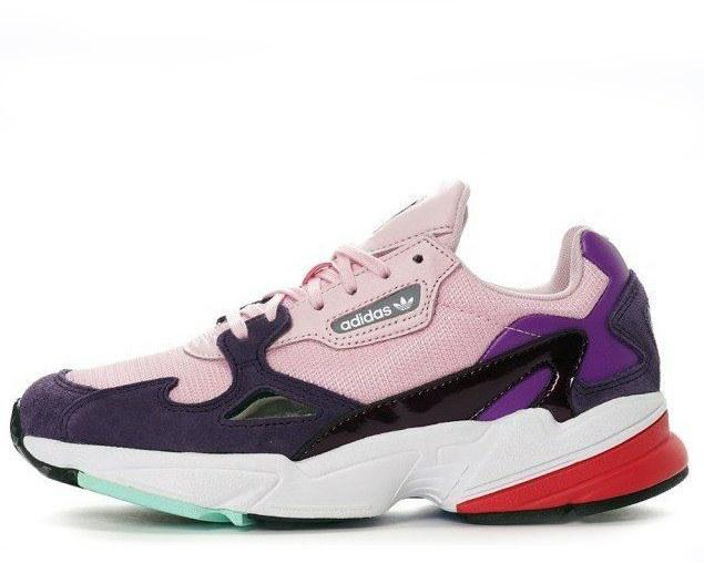"Кроссовки Adidas Falcon W ""Pink/Purple/White"" Арт. 4203"