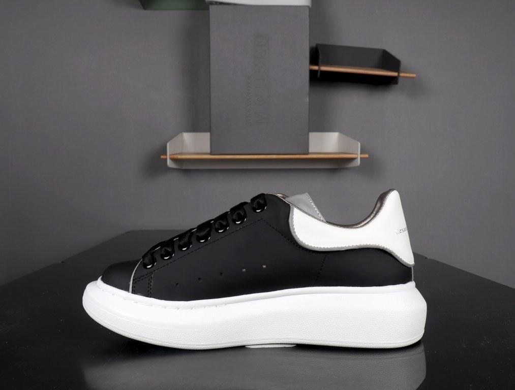 "Кроссовки Alexander McQueen ""Black/White"" Арт. 4155"