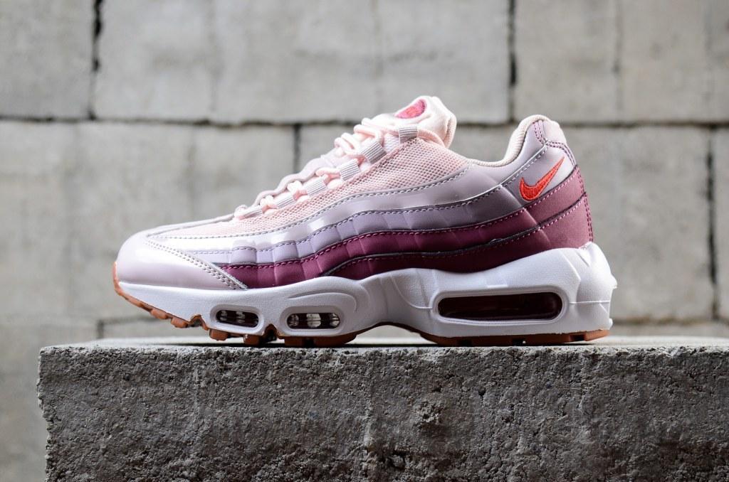 "Кроссовки Nike Air Max 95 ""Pink/Violet"" Арт. 4142"