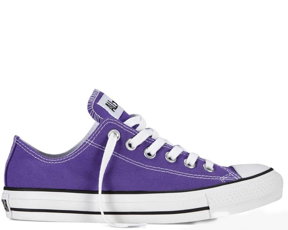 "Кеды Converse All Star Chuck Taylor Low ""Violet"" Арт. 2469 (Уценка)"