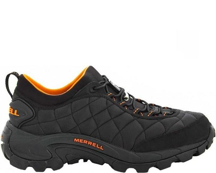 "Кроссовки Merrell Ice Cap Moc ""Black/Orange"" Арт. 4059"