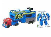 Робот спасатель Трансформер - Оптимус Прайм ( Optimus Rescue Bots (B5584), роботы спасатели боты
