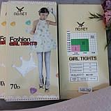 """Колготы для девочек капроновые, """"Полет"""", 70 den. от 142 до 164 см рост.  Детские колготы, колготки, фото 2"""