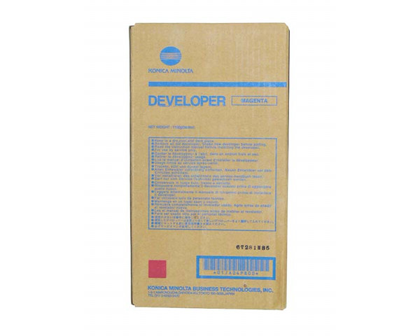 DV611M Девелопер (Стартер) Magenta (пурпурный) на 340 000 копий