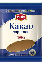 Какао порошок Мрия 100г , 11%