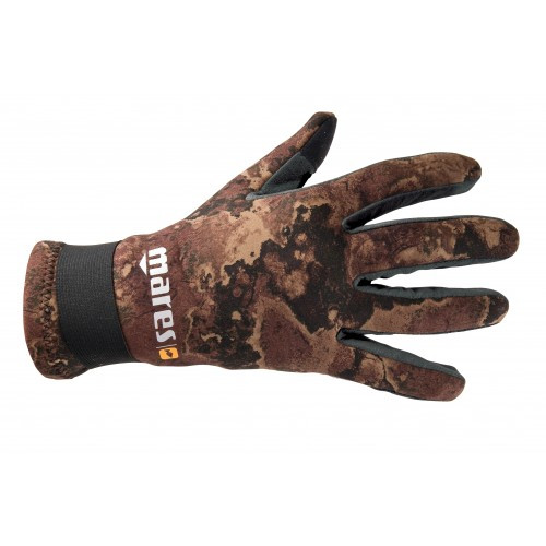 Перчатки Mares Amara Camo Brown 2mm