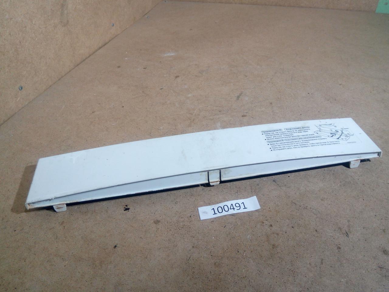Нижняя панель  Samsung B105J. DC61-10672A  Б/У