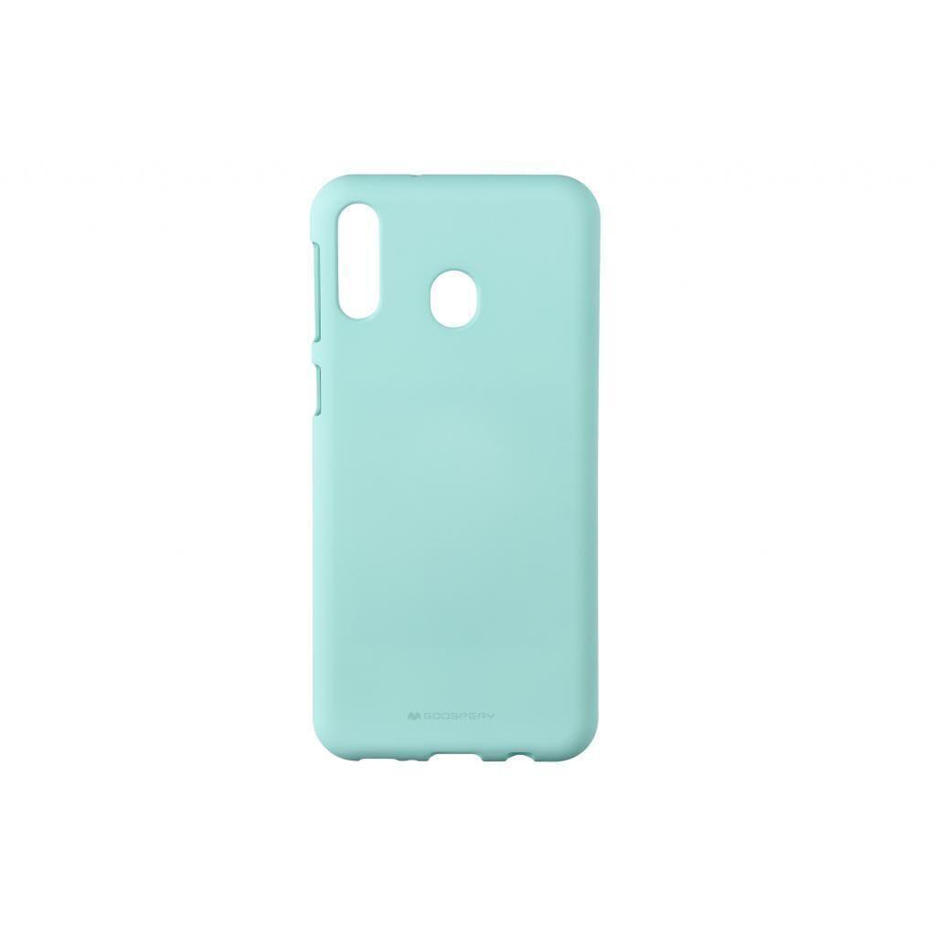 Чехол для моб. телефона Goospery Samsung Galaxy M20 (M205), SF JELLY, MINT (8809661780731)