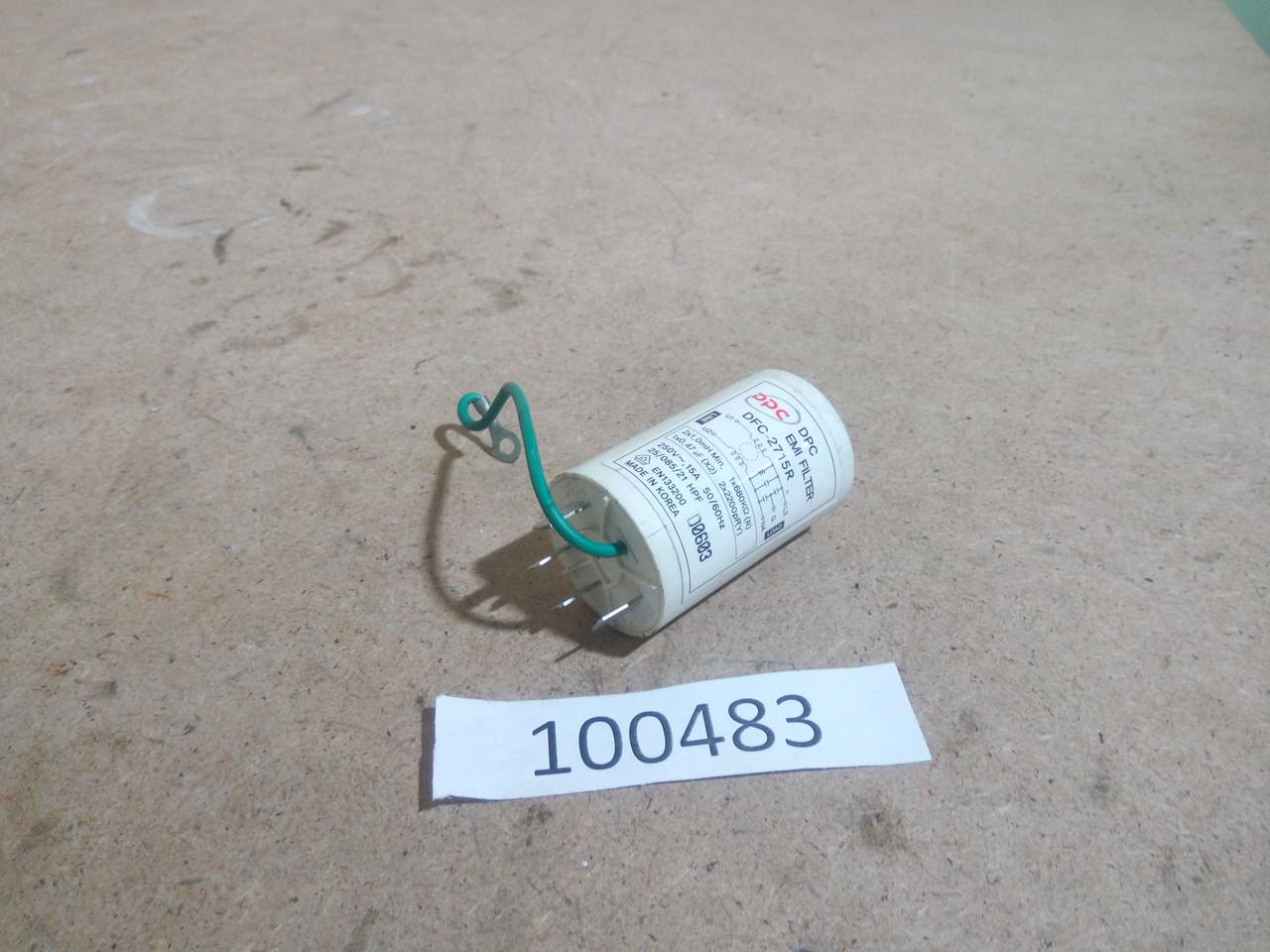Мережевий фільтр Samsung B105J. DFC-2715R Б/У