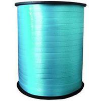 Ленточки для шаров . Лента голубая 5мм*300м