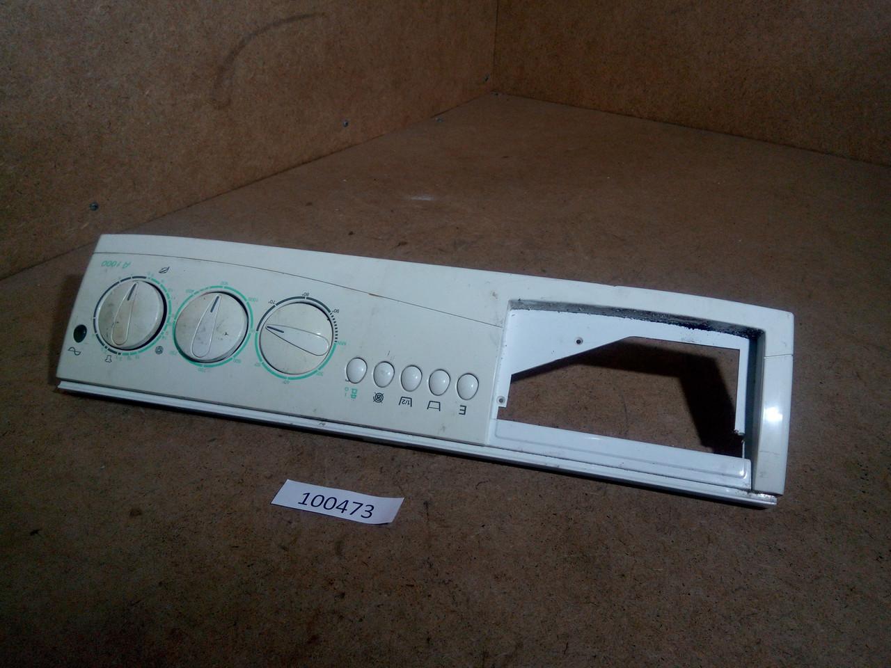 Передняя панель с кнопками ARDO A1000.  250001684  Б/У