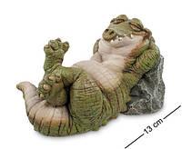 Статуэтка Крокодил на отдыхе Sealmark CD-7111 XC