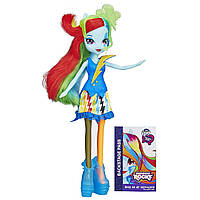 Кукла My Little Pony Equestria Girls Rainbow Dash Doll (Neon Rainbow Rocks) Радуга Дэш Рейнбоу Дэш