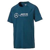 Мужская футболка Puma Mercedes MAPM Logo Tee (Артикул: 57608904)