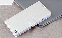 Чехол книжка для Lenovo A670 (A670t), белый цвет , фото 1