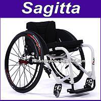 Активная инвалидная коляска Vermeiren Sagitta SL Active Wheelchair