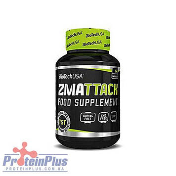 ZMA TTACK (60 caps) BioTech