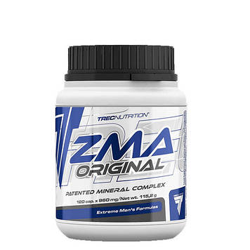 ZMA original (60 caps) TREC nutrition