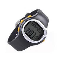 Спортивные часы для активных людей, показывающие пульс и сожжённые калории во время занятий спортом