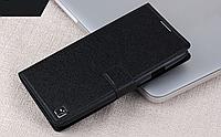 Чехол книжка для Lenovo A670 (A670t), черный цвет, фото 1