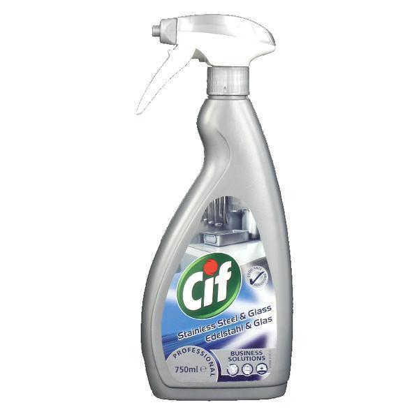 Cif Professional 2in1 Washroom - средство для санитарных комнат, 750 мл