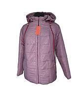 Куртка женская демисезонная 66 р
