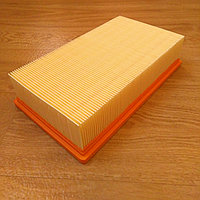 Фильтр складчатый (6.904-367.0)для пылесоса Karcher NT360, NT361 Eco, NT561, NT25/1, NT 35/1, NT40, NT45, NT55