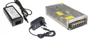 Блоки живлення, зарядні пристрої