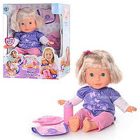 Кукла 5375 Мила, реагирует на аксессуары